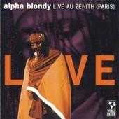 Live Au Zenith - Alpha Blondy,