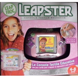 Leapfrog Leapster Rose - Console Tactile �ducative