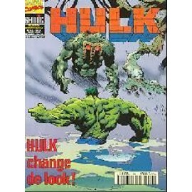 Hulk , Album Reli� N� 8 : Hulk 22 , 23 Et 24