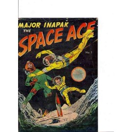 Major Inapak The Space Ace N� 1 : The Space Ace Bd En Vo
