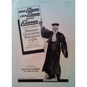 Publicite Ancienne (Octobre 1930) Pour Les Rechauds, Cuisinieres Et Radiateurs A Gaz