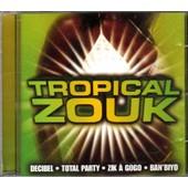 Antilles : Tropical Zouk - Collectif