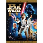Star Wars - Episode Iv : Un Nouvel Espoir - �dition Simple de Georges Lucas