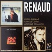Coffret 3 Cd - Mistral Gagnant/Putain De Camion/Marchand De Cailloux - S�chan, Renaud