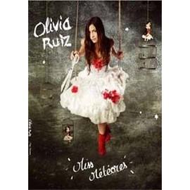Ruiz Olivia : Miss Météores - chant + piano + guitare - Universal music