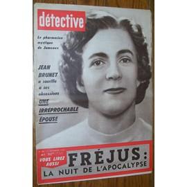 Detective N� 702 Du 11/12/1959