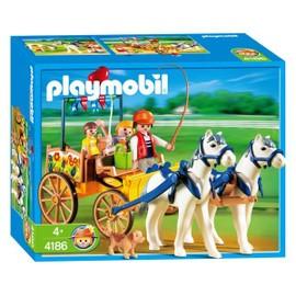 Canon charrette Playmobil ref 94