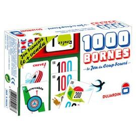 1000 Bornes - Poche Blanc