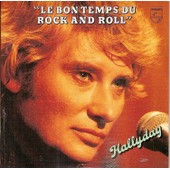 Johnny Hallyday - Cd Single - Le Bon Temps Du Rock And Roll - Tout M'enchaine