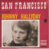 Johnny Hallyday - Cd Single - San Francisco - Mon Fils