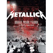 Metallica - Orgullo, Pasion, Y Gloria - Dvd Simple