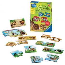 Puzzle 12 X 2 Pi�ces - Maman Et Ses Petits