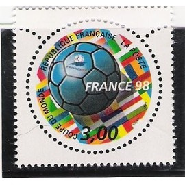 france 98 coupe du monde de football 1998  numero 3139