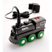 Train Brio - Locomotive Rechargeable