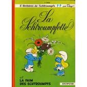 La Schtroumpfette Et La Faim Des Schtroumpfs de peyo