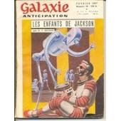 Revue Galaxie Premi�re S�rie N� 39 :- Les Enfants De Jackson Par Daniel F. Galouye- Le Double D�fi Par Robert Silverberg- La Premi�re Dame De Lotrin Par J. T. Mcintosh- Merci, Robot ! Par...