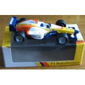 Renault Toys F1 Retro-Friction Ing