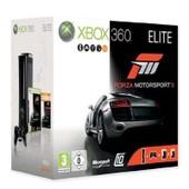 Xbox 360 Elite Pack 120 Go Forza 3