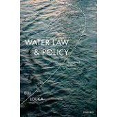 Water Law & Policy: Governance Without Frontiers de Elli Louka
