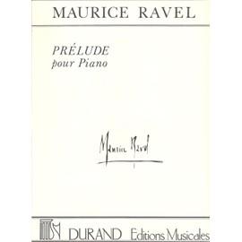 Prélude pour piano