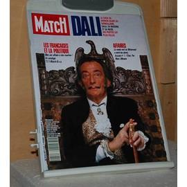 Paris Match N� 2071 Du 02/02/89 : Salvador Dali, La Saga Du Dernier G�ant Du Surr�alisme