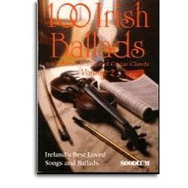 100 Irish Ballads VOL. 2 + CD