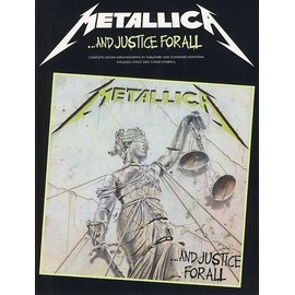 Metallica:... And Justice For All Guitar Tab