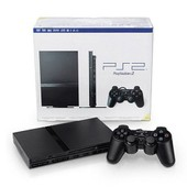 Sony Playstation 2 Slim (Ps2, Ps Two) Import Us