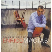 Enrico Macias - Oranges Ameres - Cd Single De Promotion - Hors Commerce