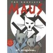 Maus: A Survivor's Tale de Art Spiegelman