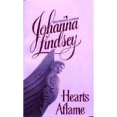 Hearts Aflame de Johanna Lindsey