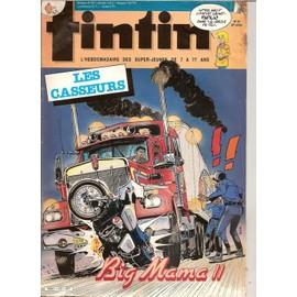 Tintin N� 472 : Les Casseurs : Big Mama Ii