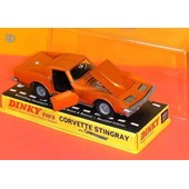 Dinky Toys N�221 Corvette Sting Ray Au 1/43