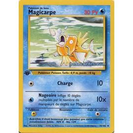 Magicarpe 30pv - Set De Base