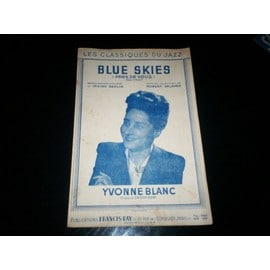 Blue Skies, Song