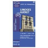 Limoges, Gu�ret - 1/100 000 de Collectif