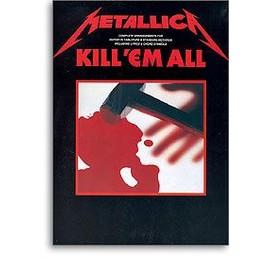 Metallica:Kill 'Em All Guitar Tab