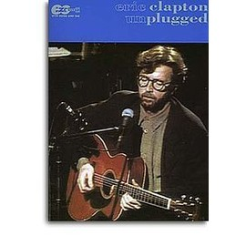 Eric Clapton:Unplugged E-Z Play Guitar Guitar Tab