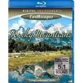 Living Landscapes: Rocky Mountains - Blu-Ray