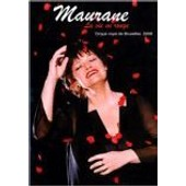 Maurane La Vie En Rouge de Au Cirque Royal De B Bruxelles