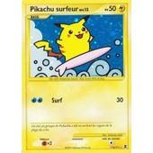Pokemon - Pikachu Surfeur Rivaux Emergeants Ultra Rare 114/111 Holographique