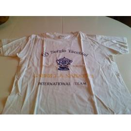 Tee-shirt Gabriela Sabatini Sergio Tacchini - Taille L