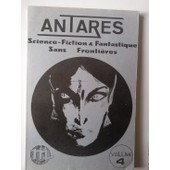 Antares N� 4 : Science-Fiction Et Fantastique Sans Fronti�res