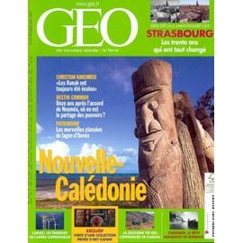 Geo 2009 (N� 370) Nouvelle-Cal�donie