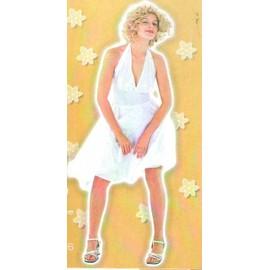 Deguisement Marilyn Monroe Taille Unique