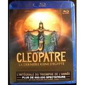 Cleopatre La Derniere Reine D'egypte - Le Spectacle Musical De Kamel Ouali - Blu-Ray de Kkamel Ouali