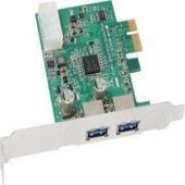 USB 3.0 Host Controller Card / PCIe 1X / 2x USB 3.