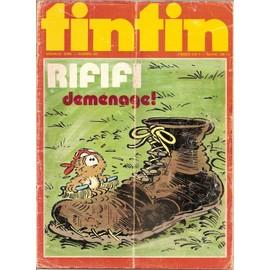 Tintin Nouvelle Serie N� 135 : Rififi Demenage