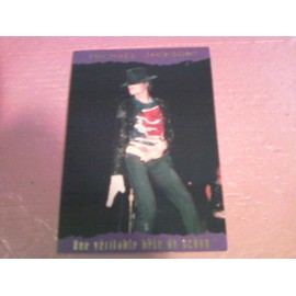 Michael Jackson Trading Cards Panini 1996 France N°94