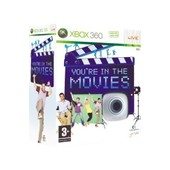You're In The Movies (Avec Camera Xbox Live Vision) - Import Uk